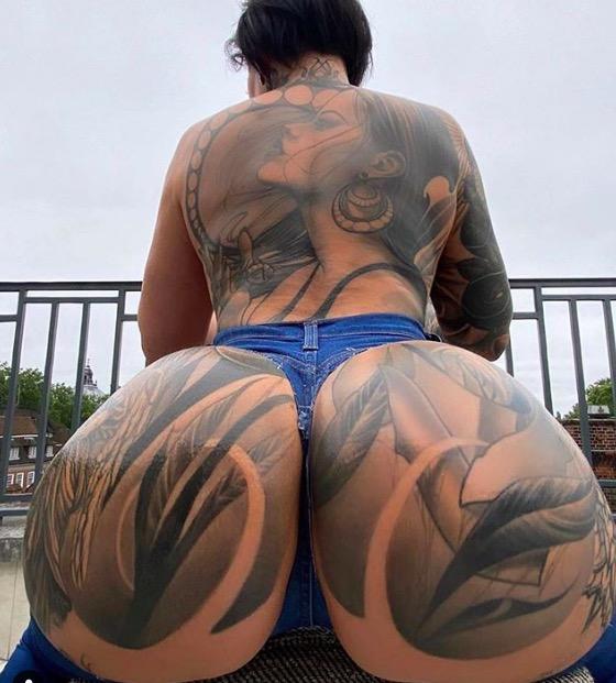 sexy bikini tattoo foto 14 foto tattoo татуировки
