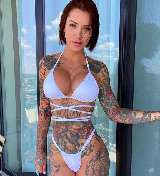sexy bikini tattoo foto 20 foto tattoo татуировки