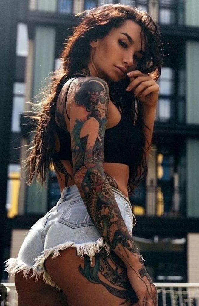 sexy woman tattoo foto 1 foto tattoo татуировки