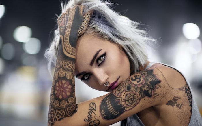 sexy woman tattoo foto 12 foto tattoo татуировки