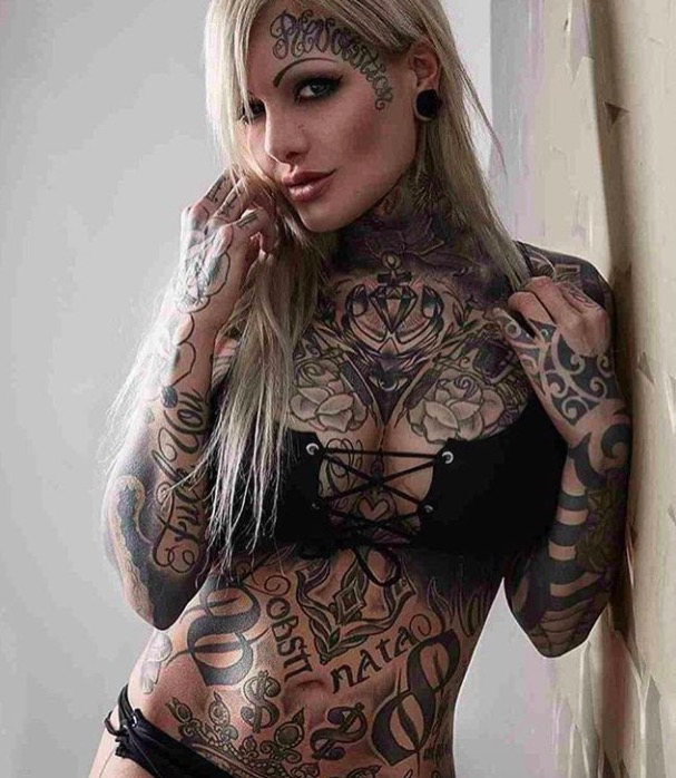 sexy woman tattoo foto 16 foto tattoo татуировки