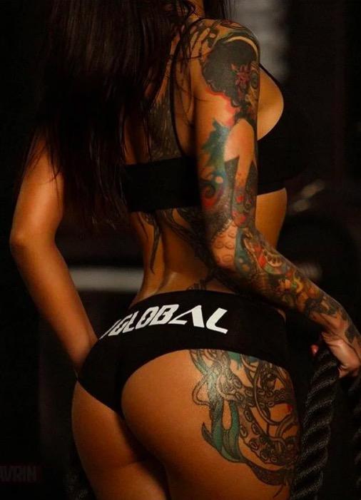 sexy woman tattoo foto 18 foto tattoo татуировки