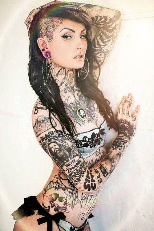 sexy woman tattoo foto 4 foto tattoo татуировки