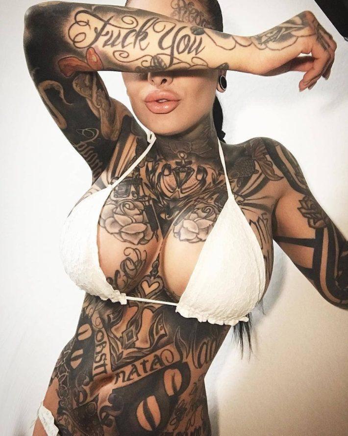 sexy woman tattoo foto 5 foto tattoo татуировки