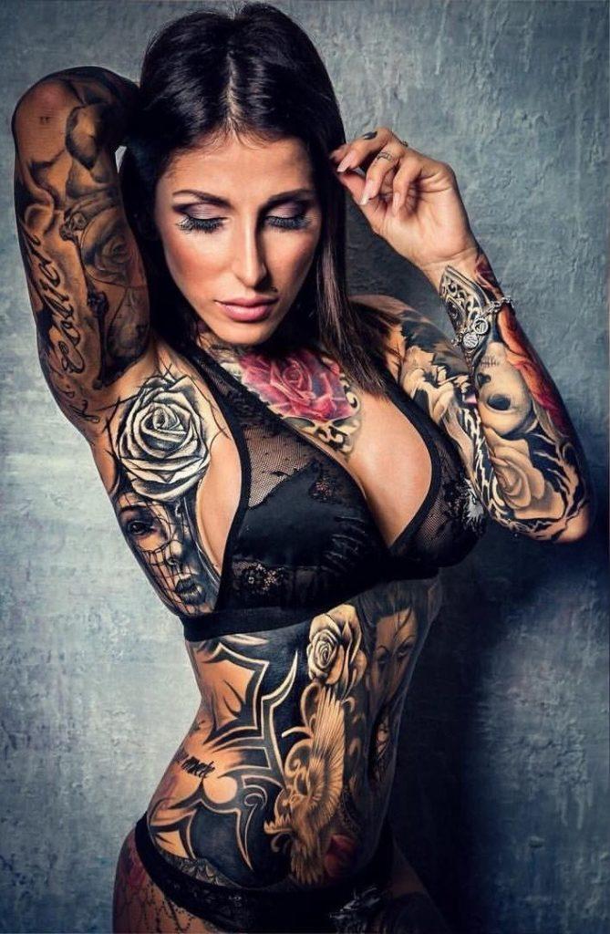 sexy woman tattoo foto 6 foto tattoo татуировки