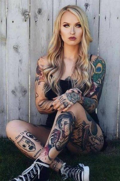 sexy woman tattoo foto 7 foto tattoo татуировки